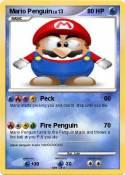 Mario Penguin
