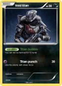 Void titan