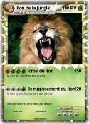 lion de la