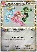 Les Hyper nanas