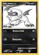 baby absol