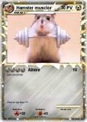 Hamster musclor