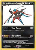 Darkrai Deoxys