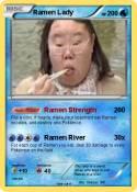 Ramen Lady