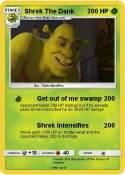 Shrek The Dank