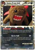 Domo From Hell