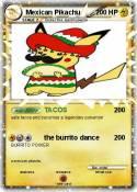 Mexican Pikachu