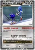 Metal Sonic VER