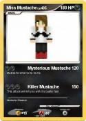 Miss Mustache