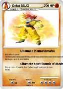 Goku SSJG