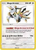 Mega Arceus
