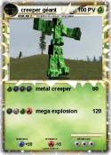 creeper géant