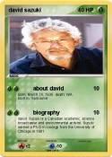 david sazuki