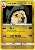 Navy Doge