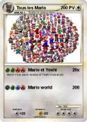 Tous les Mario