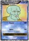 Mega Squidward