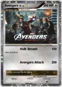 Avengers x