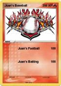 Juan's Baseball