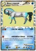 Bleue Légende