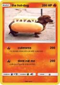 the hot-dog