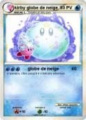 kirby globe de