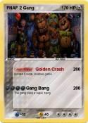 FNAF 2 Gang
