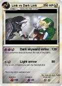 Link vs Dark
