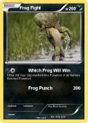 Frog Fight