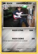 MR. ROCK