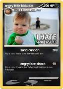 angry little