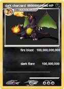 dark charzard