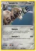 Sample EX
