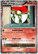 triple derlings