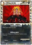 killing naruto
