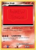 Andrew Singh 13