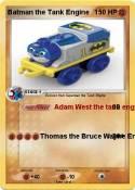 Batman the Tank