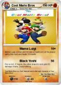 Cool Mario Bros