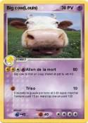 Big cow(Louis)