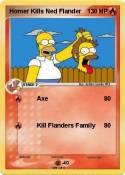 Homer Kills Ned