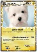 dog gamer