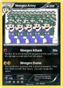 Weegee Army