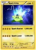 Spark Kirby