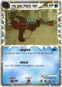 ray gun black