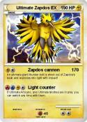 Ultimate Zapdos