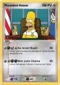 President Homer