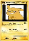 derp pikachu