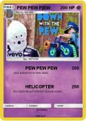 PEW PEW P[EW