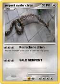 serpent avaler