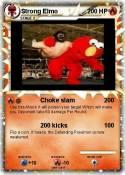 Strong Elmo