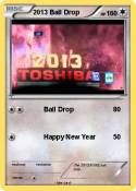 2013 Ball Drop